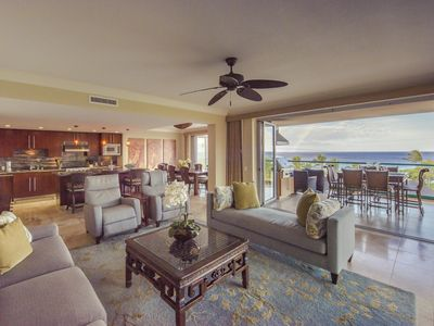 Photo for Breathtaking Oceanfront Luxury ~ Private BBQ on Lanai ~ Perfect for Families!