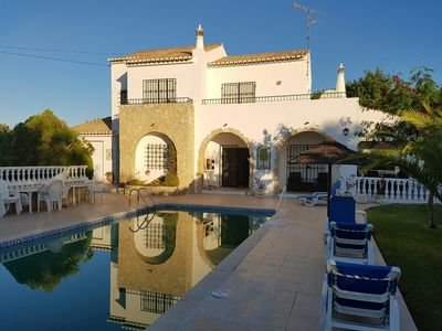 Photo for Secure, Private Family Villa With Great Pool. Good Access To Beaches, Mountains
