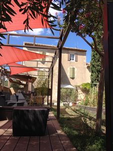 Photo for The Moulin de Milan cottage at Cheval Blanc between Alpilles and Luberon