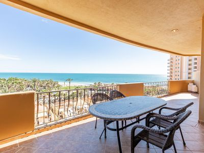 Photo for New Listing! - Beautiful Beach and Property Views