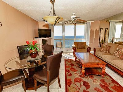 Photo for 20th Floor w/ Stunning Beach Views, 2 Pools, Fitness, Spa, Ideal Destin Location