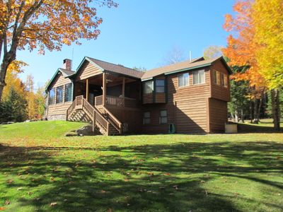 Photo for 4BR House Vacation Rental in Rangeley, Maine