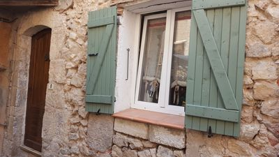 Photo for The little nest Douillet: village house between the Mediterranean and the Verdon Gorges