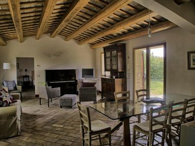 Photo for Ostra house for 4 - 6 people with 2 bedrooms - Holiday home