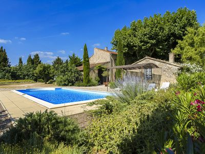 "Photo for ""Le clos Gernick"" - little farmhouse - large private swimming pool 10m x 5m"