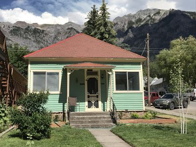 Photo for 1889 Miner's Cottage, newly restored w/ fiber i-net, granite counters, etc