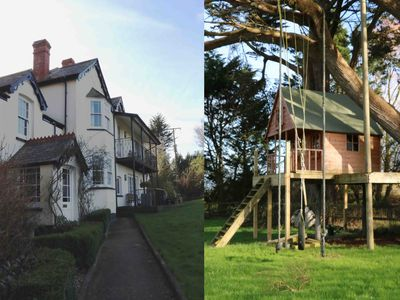 Photo for Renovated country house - North Devon coastal path - STAYCATION