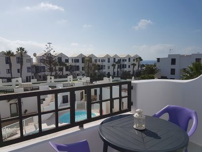 Photo for Top floor apartment 5 min. walk from the beach