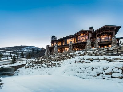 Photo for Dreampoint at Deer Crest | Ski-In/Ski-Out | Private Hot Tub | Concierge Services
