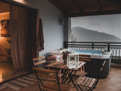 Photo for 2BR Villa Vacation Rental in Megalopoli