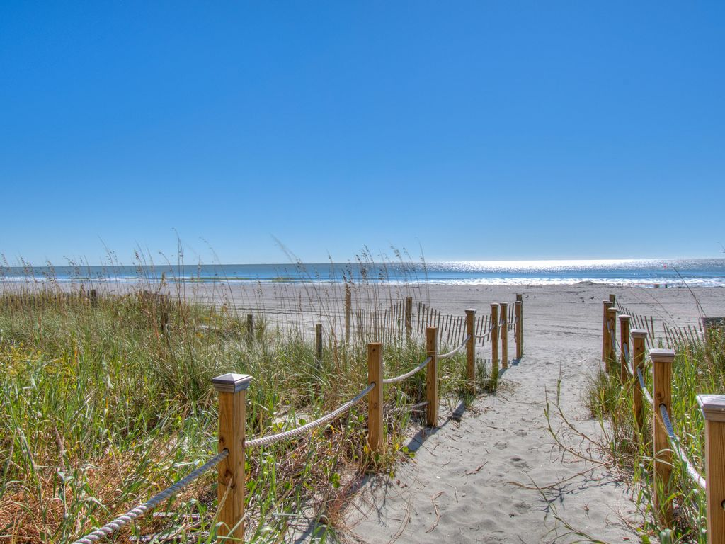 North Myrtle Beach Oceanfront Rentals By Owner