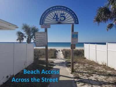 Photo for Live like a Local just Steps from the Beach