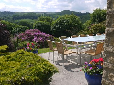 Photo for Sladen Lodge - fabulous location with stunning views in the Peak District
