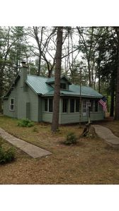 Photo for The Pines Hideaway Cabin by Tippy Dam