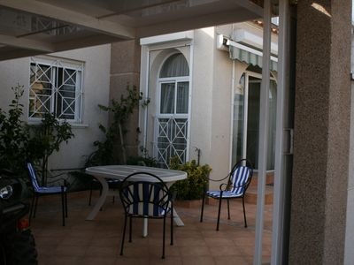 Photo for House all comfort with garden, 3 bedrooms, wifi, quiet green area