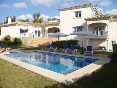 Photo for 21386 - FINE VILLA 250 M FROM BEACH - Villa for 10 people in Marbella