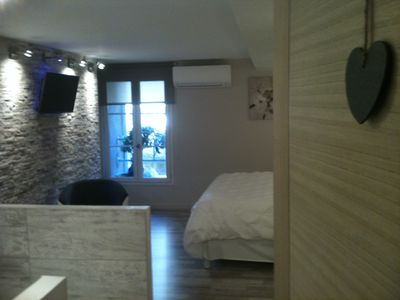 """Photo for MarseilleCity - Deluxe Room """"Courtyard Side 1"""""""