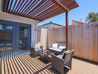 Photo for Incredible 3BR/ 3BA Apt in Pacific Beach by Domio