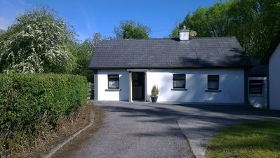 Photo for Secluded Cottage on 2 acres near Galway sleeps 5