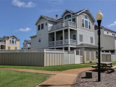 Photo for #CB39: OCEANSIDE Home in Corolla w/HotTub, RecRm & Community Pool
