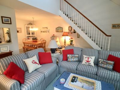 Photo for Ocean Edge Townhouse, Straight Staircase, Fully A/C & Pool (fees apply) - BI0685
