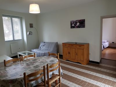 Photo for APT T2 1 - 6 people with terrace & garden 3 minutes from the Futuroscope