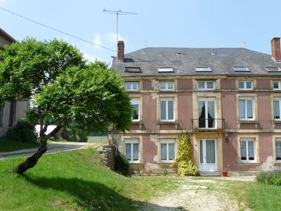 Photo for Spacious cottage in an authentic farmers house with  panoramic views.