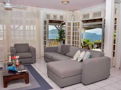 Photo for Your lodging with a view of the bay in Fort de France
