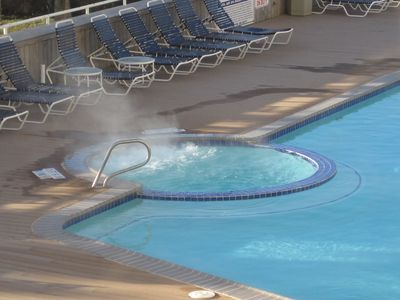 Hottub/Jacuzzi is always ready!