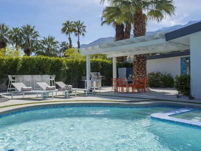 Photo for Fiesta in the Sun - Walk to Town! Super Swanky! Private Pool Yard!