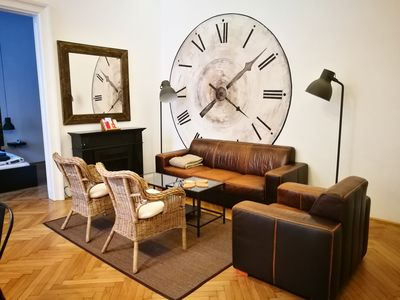 Photo for The Liszt Experience - Luxurious Loft Style Accommodation in Budapest
