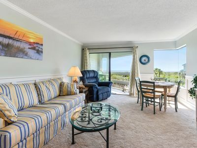 Photo for Upgraded Pet Friendly Beach Condo with Breathtaking Views!