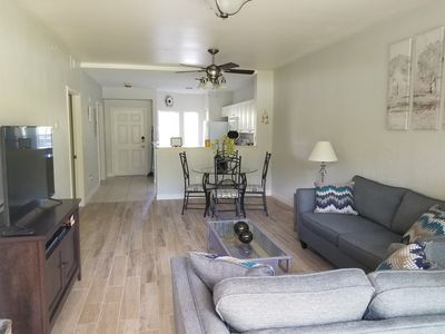 Photo for RELAX AND ENJOY! LELY RESORTS, POOL VIEW, UPDATED 1ST FLOOR 2BR CONDO.