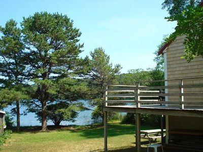 Photo for 2 Bedroom Overlooking Long Pond