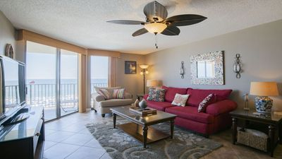 Photo for Great 2BR Condo at Phoenix V!! Beachfront! Fall Deals!