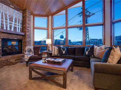Photo for CX143 by Mountain Resorts: boasts modern décor and finishes - DESIGNER charm