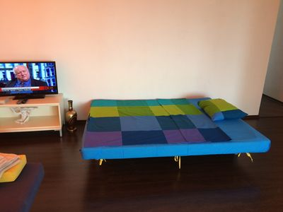 Photo for Private one bedroom apartment with balcony