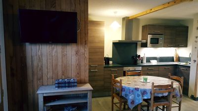 Photo for duplex sleeps 6 center station LES COCHES. domain MONTCHAVIN LA PLAGNE