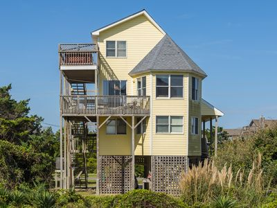 Photo for Sandy Paws - Modern 4 Bedroom Semi-Oceanfront Home in Avon