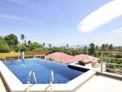 Photo for **BRAND NEW** Spacious 4BR Pool Villa with Seaview