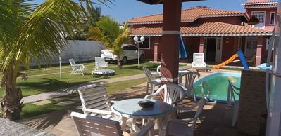 Photo for Large and beautiful house on the north coast come and enjoy the warmth of Bahia