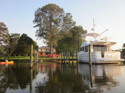Photo for Clifton Villa Waterfront on Queens Creek
