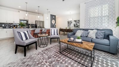 Photo for Modern townhome close to all Orlando has to offer