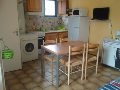 Photo for seasonal rental near Royan and near the island of Oleron and comerce