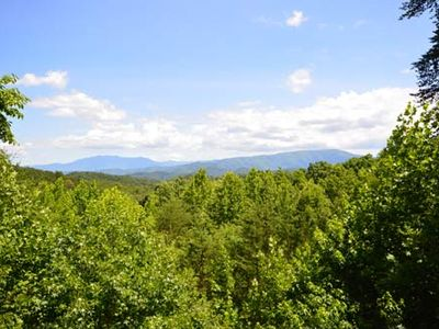 Photo for Bearadise Found with Mountain Views in TN