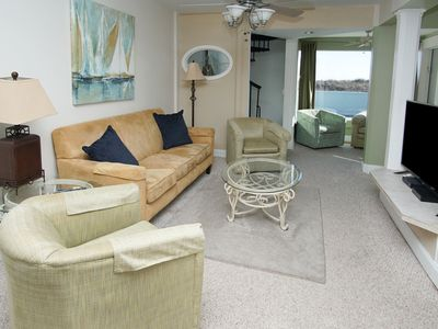 Photo for The CAROLINA COTTAGE... an oceanfront EIGHT bedroom  home with a large private pool