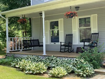 Photo for Newly Remodeled E. Grand Traverse Bay Cottage, Wineries, Beaches & Hiking Await!
