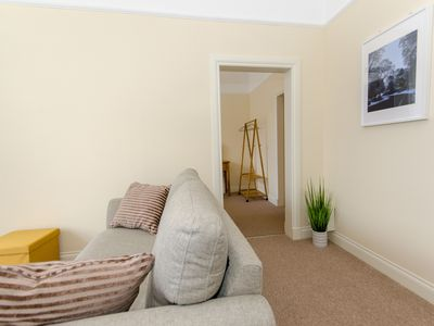 Photo for Modern apartment in Perth with 1 bedroom + double sofa bed