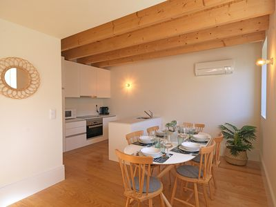 Photo for Porto Central House apartment in Santo Ildefonso with air conditioning & private parking.