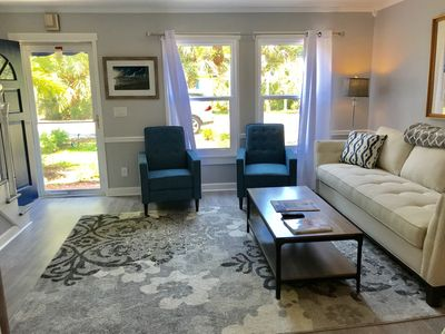 Photo for East of A1A Central beach. Newly renovated. 1.5 blocks to beach.